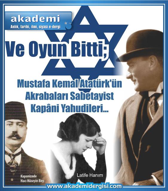 Yalan Tarih Bitecek Ve Gerçekler Meydana çıkacak Mustafa Kemal